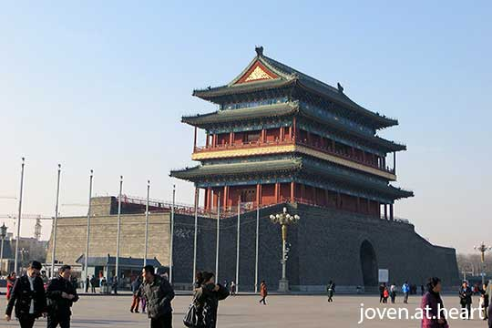 Tian'anmen Square (天安门广场)