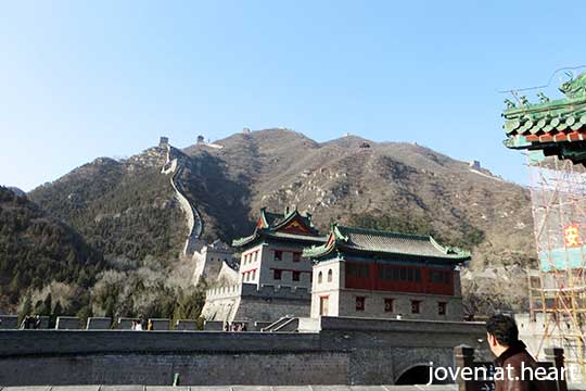 Great Wall of China, Juyong Pass (长城, 居庸关)