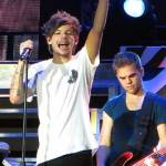 Louis Tomlinson, One Direction (On The Road Again, Singapore 2015)