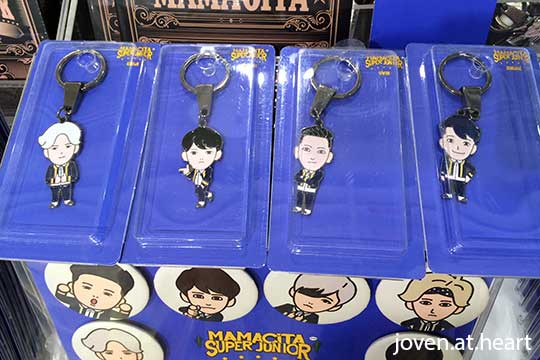 Super Junior goods, SMTOWN @ coexARTium