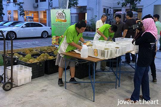 Durian Mobilisation 2015