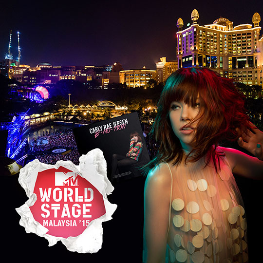 Carly Rae Jepsen (© MTV Asia)
