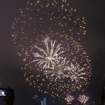 Fireworks, Singapore 50th National Day Parade, #SG50