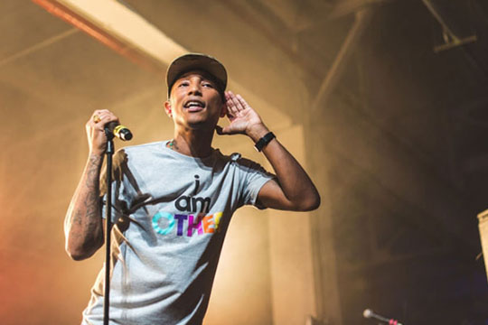 Pharrell Williams T-shirt Design Contest