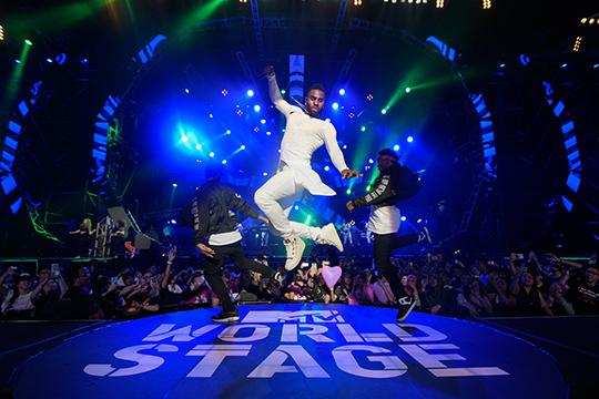 Jason Derulo @ MTV World Stage Malaysia 2015 (© MTV Asia & Kristian Dowling)