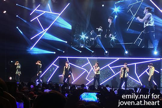 UKISS Live Action Tour 2015 Japan