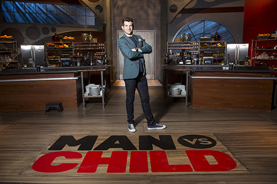 Man vs Child: Chef Showdown (© Lifetime Asia)
