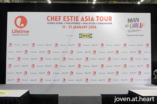 Chef Estie Asia Tour (2016)