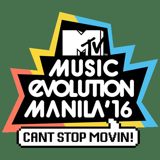 MTV Music Evolution 2016 logo