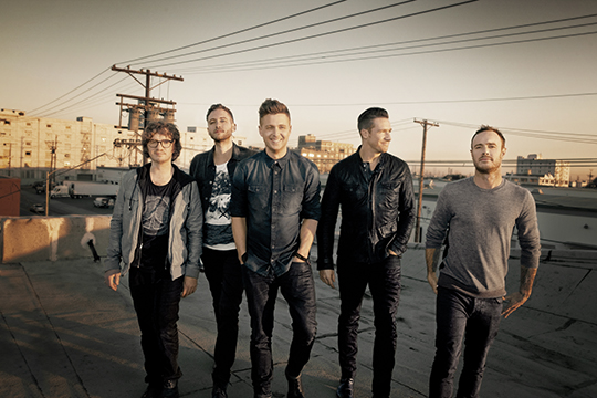 OneRepublic for MTV Music Evolution 2016