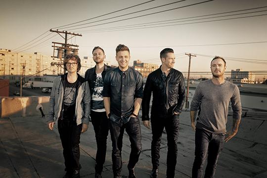 OneRepublic for MTV Music Evolution 2016