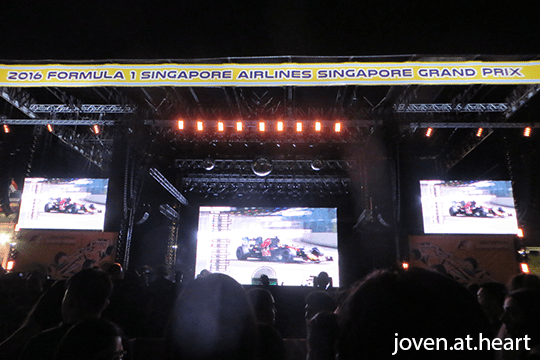 2016 Formula 1 Singapore Airlines Singapore Grand Prix