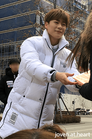Moon Bin @ Astro Music Core Mini Fan Meeting