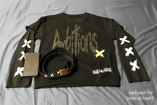 ONE OK ROCK merchandise