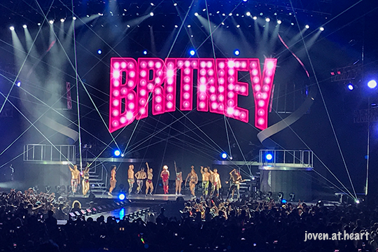 "Britney ""Live in Singapore"" 2017"