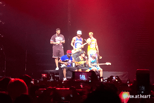 "Bruno Mars ""24K Magic World Tour"" Singapore 2018"