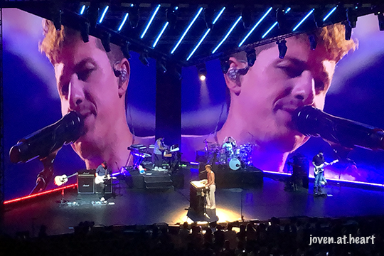 "Charlie Puth ""Voice Notes"" Singapore 2018"