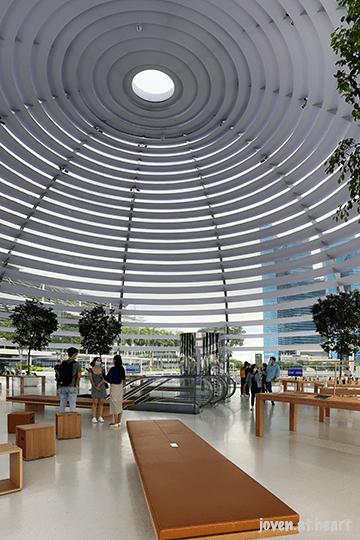 Oculus @ Apple Store Marina Bay Sands