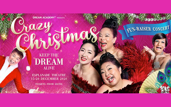 Crazy Christmas 2020 - Keep The Dream Alive