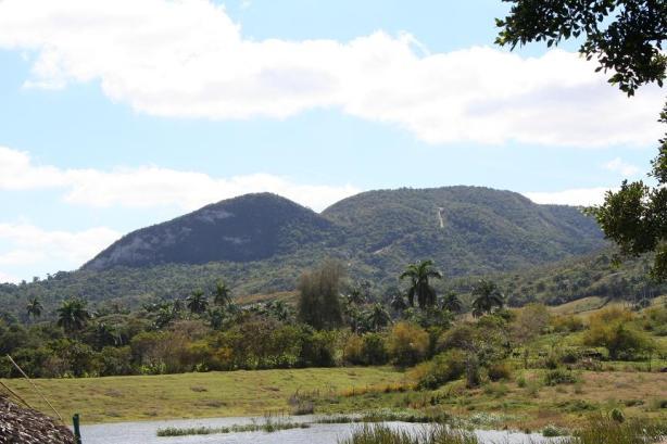 Loma del Pan en Matanzas