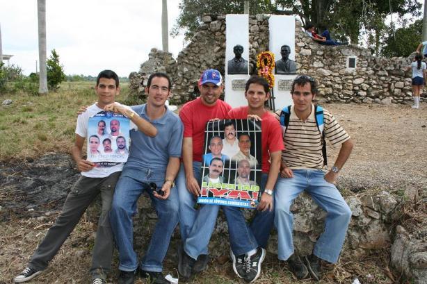 La causa de los Cinco siempre está presente en los integrantes de La Joven Cuba