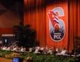 Foto del VI Congreso del Partido comunista de Cuba