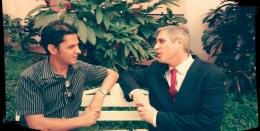 A los cubanos no les exijo que compartan mi condición socialista o mi apoyo a la Revolución Cubana, pero sí deben ser patriotas, nacionalistas... Levy cumple estas exigencias