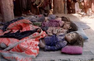 Niños asesinados en Afganistan abril 2013 en bombardeos de la NATO