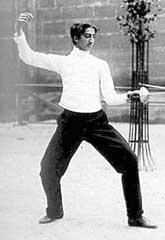 Ramón Fonst, gloria del deporte cubano.