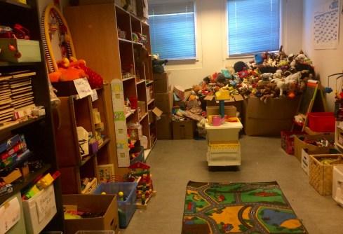 donaciones para niños refugiados