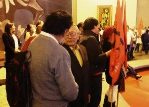 Miembros del antiguo Partido Comunista