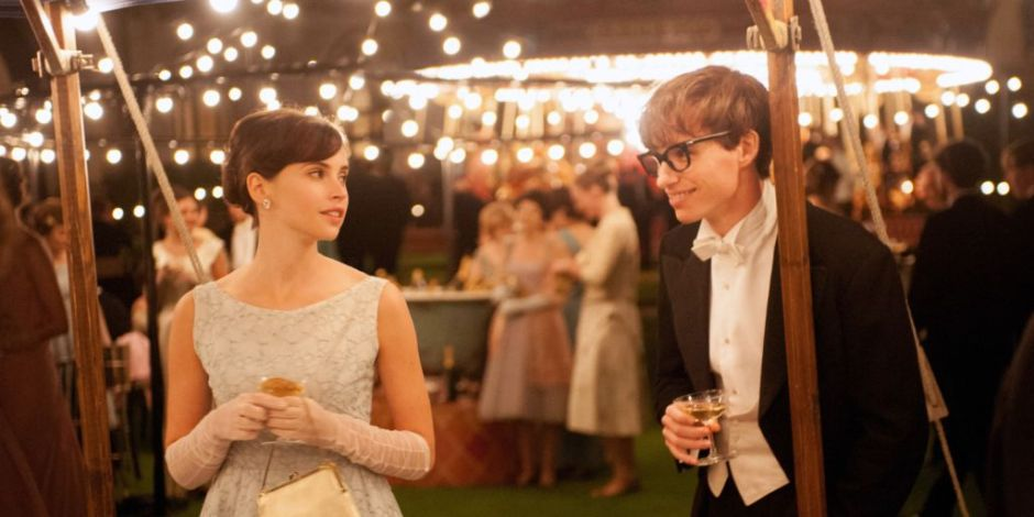 Stephen Hawking (The Theory of Everything)