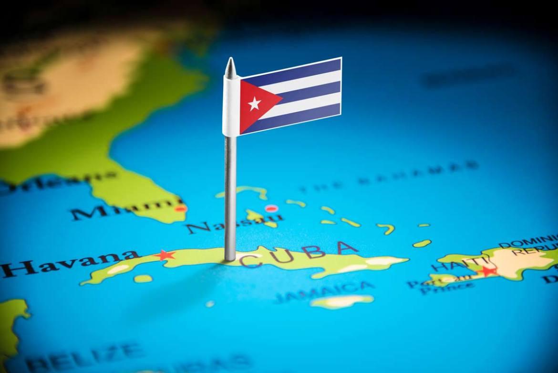 Cubanos en el mapa