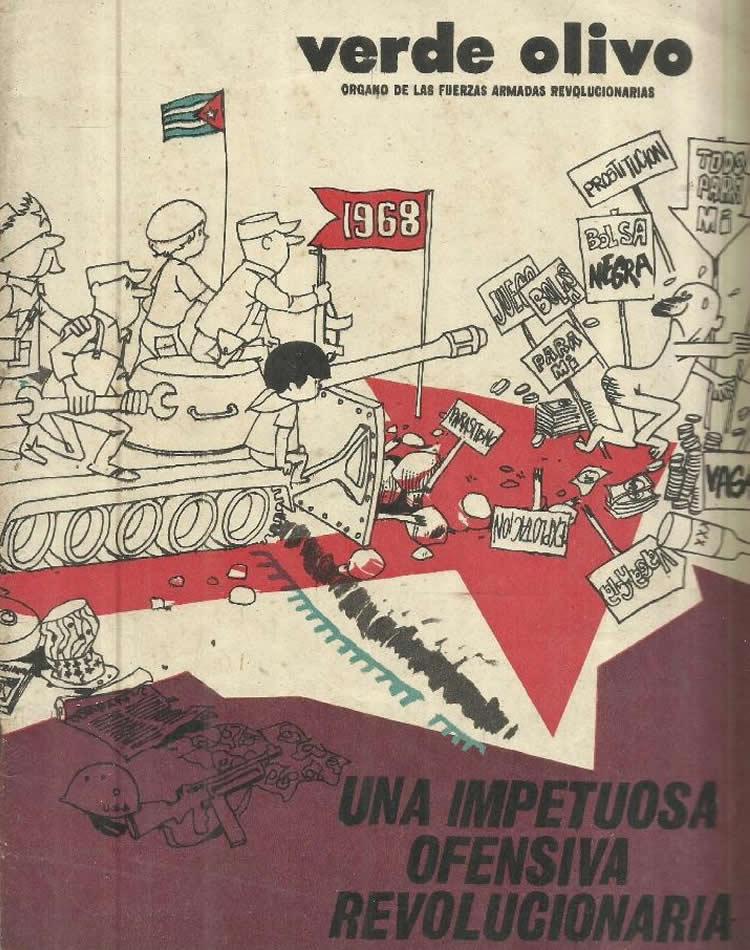 Comunismo de guerra cubano vs NEP