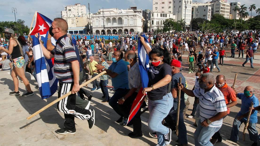 Manifestantes cubanos (1)