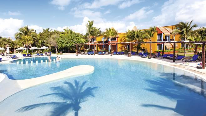 Catalonia Playa Maroma 5  Riviera Maya  Jvenes Low Cost