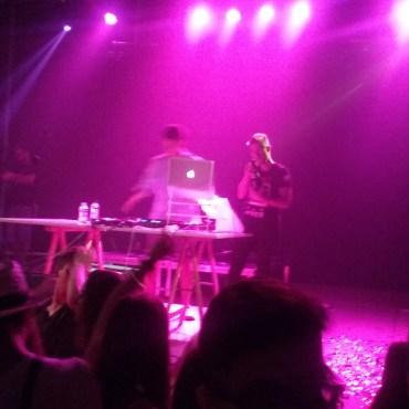 DJ Salgueda i DA king