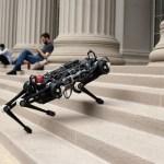 El MIT desarrolla un robot con locomoción ciega para salvar obstaculos