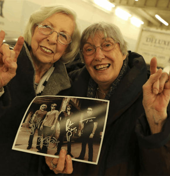 Grandmothers Take Their First Concert