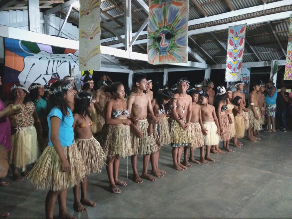 lendas da tribo macuxi