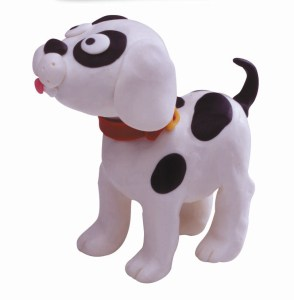 JOVI Plastilina muovailuvaha - koira