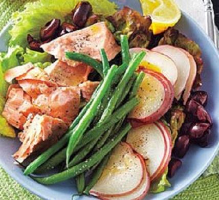 green-bean-salmon-potato-salad