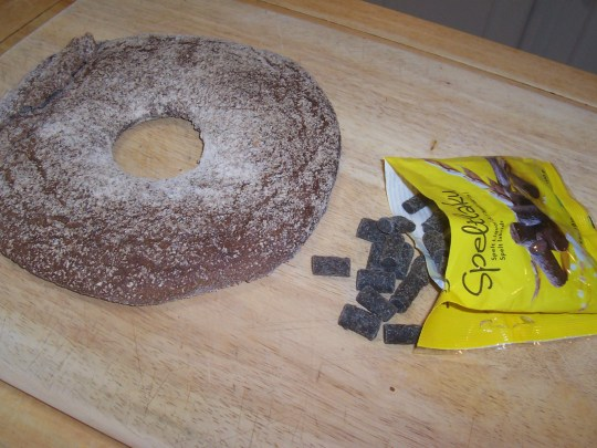 Finnish Ruis bread is hand made from 100% whole grain and spelt licorice does not cause sugar-like effects in the body.