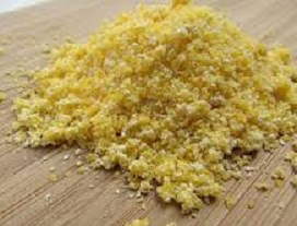 grains polenta