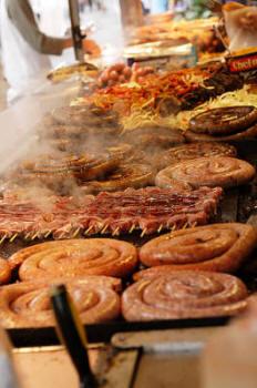 Basilicata Sausages
