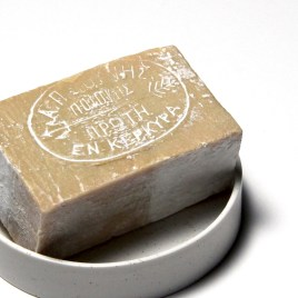 Patounis | Olive curd soap