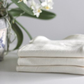 Hemp/cotton | Folding insert