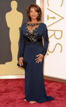 Alfre Woodard in Badgley Mischka