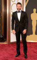 Bradley Cooper in Tom Ford