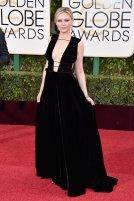 Kristen Dunst in Valentino couture